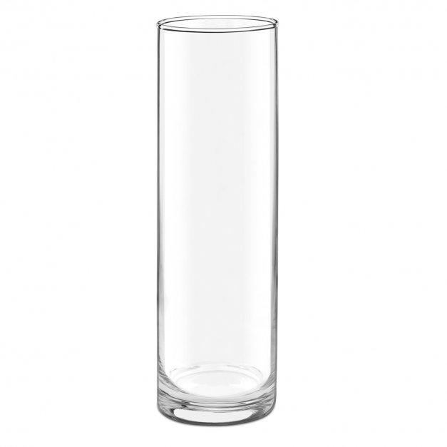 Wazon szklany grawer dedykacja dla babci na 60 70 75 urodziny