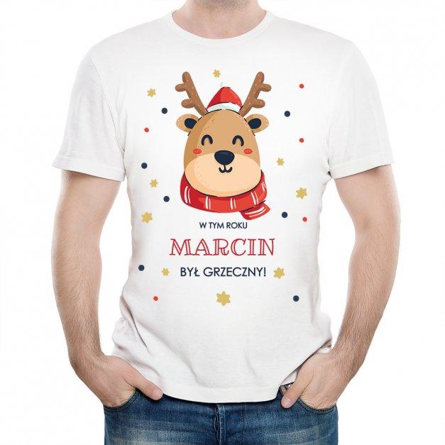 Koszulka Męska z Twoim Nadrukiem