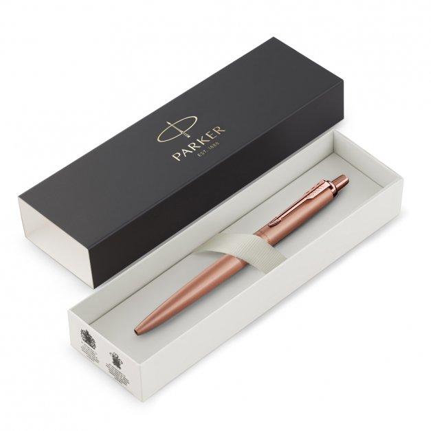 Długopis Parker Jotter XL Pink Gold GT GRAWER i ETUI