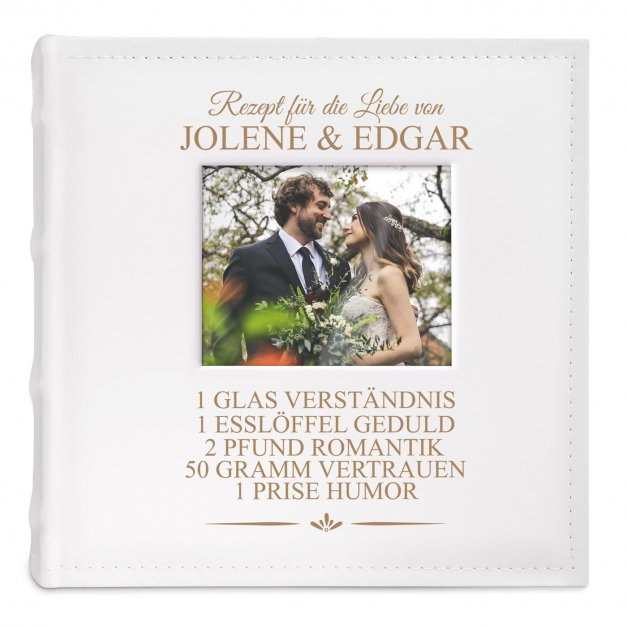 Album Dla Pary GRAWER Prezent Na Ślub