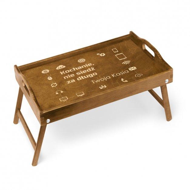 Personalizowany Stolik do Laptopa