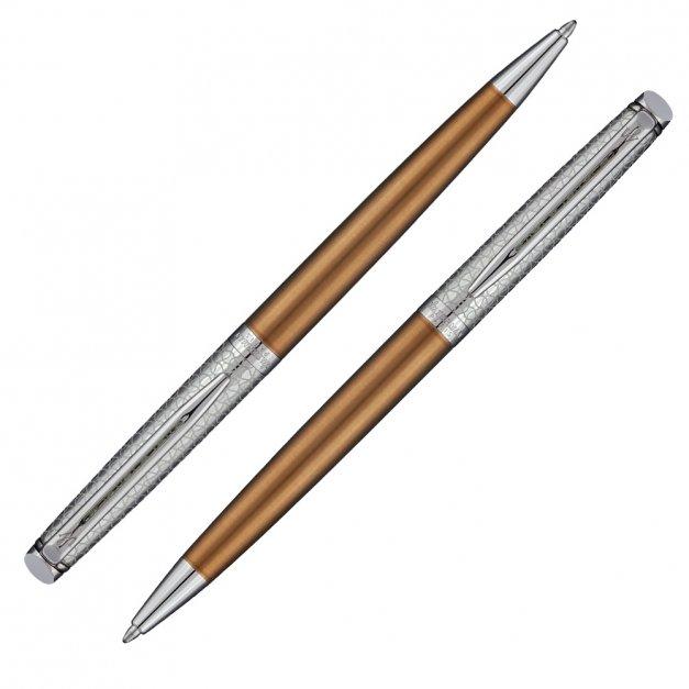Zestaw Długopis WATERMAN Hemisphere Brąz CT
