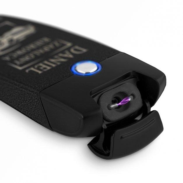 Zapalniczka Plazmowa USB z GRAWEREM KIEROWCA